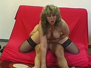 Grannies Fucked mature women video